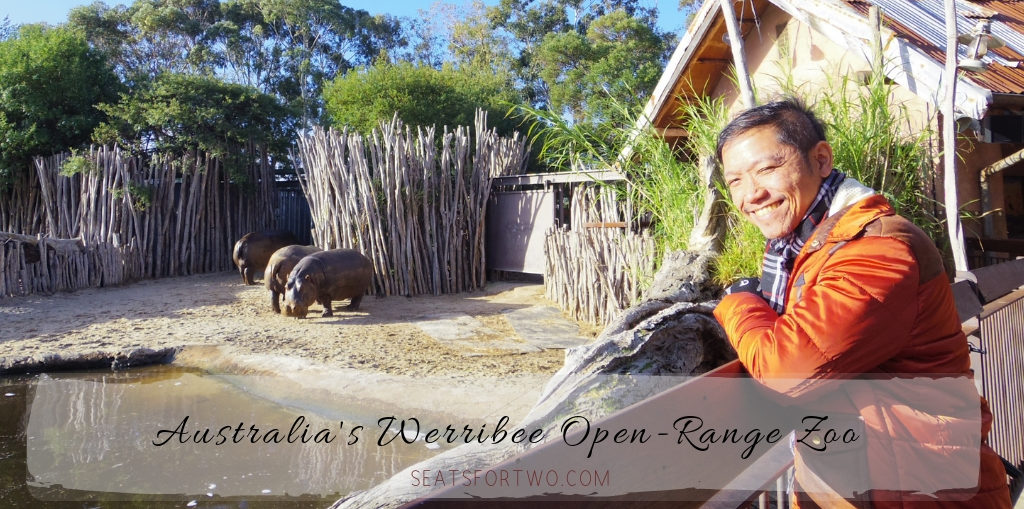 Werribee Open Range Zoo booked via Klook
