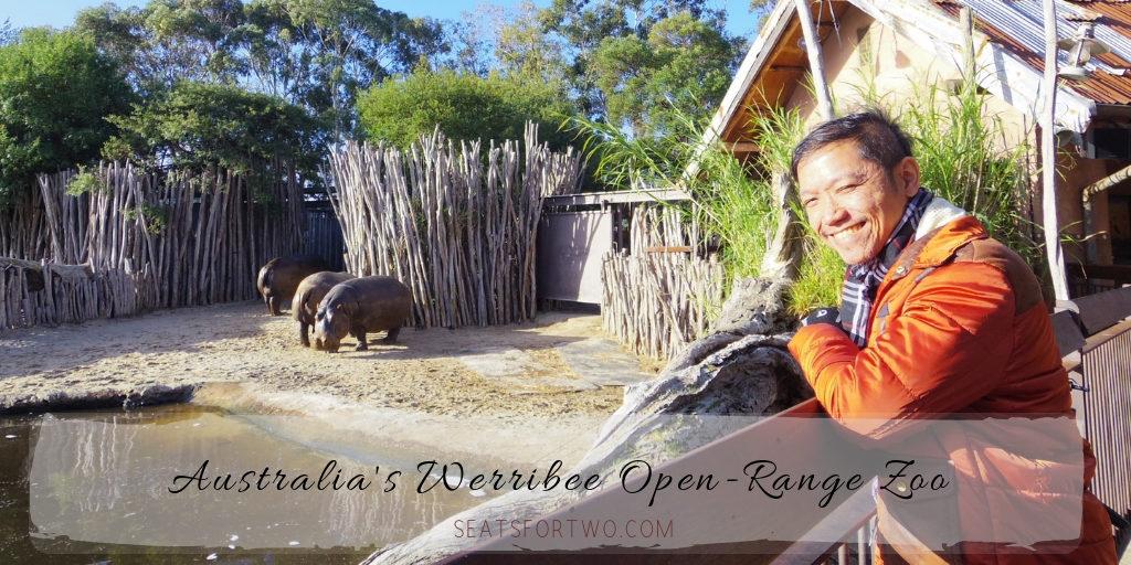 Werribee Open Range Zoo booked via Klook