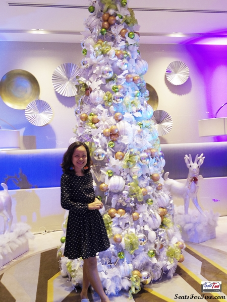 Savoy Hotel Manila Tree Lighting Event