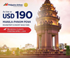 New Flights to Phnom Penh