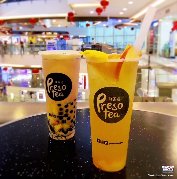 Presotea Taiwan Milk Tea