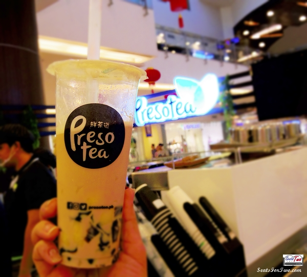 Presotea Signature Milk Tea
