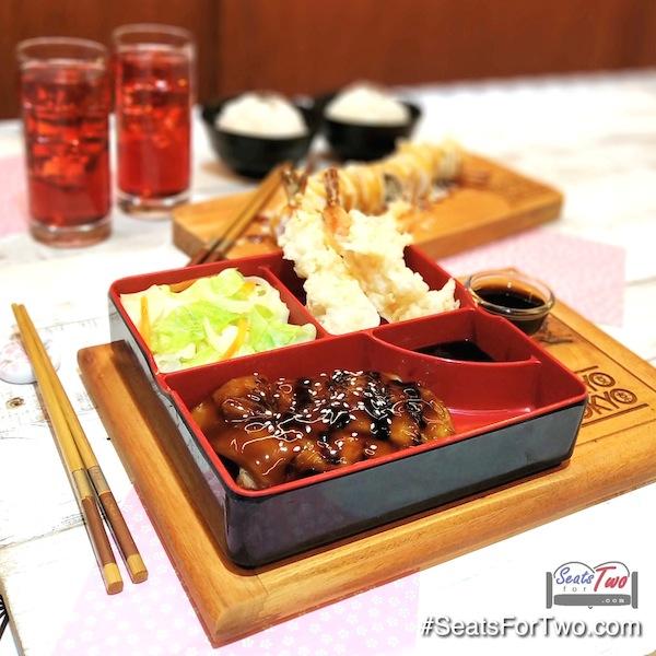 Valentine's Sumo Meal