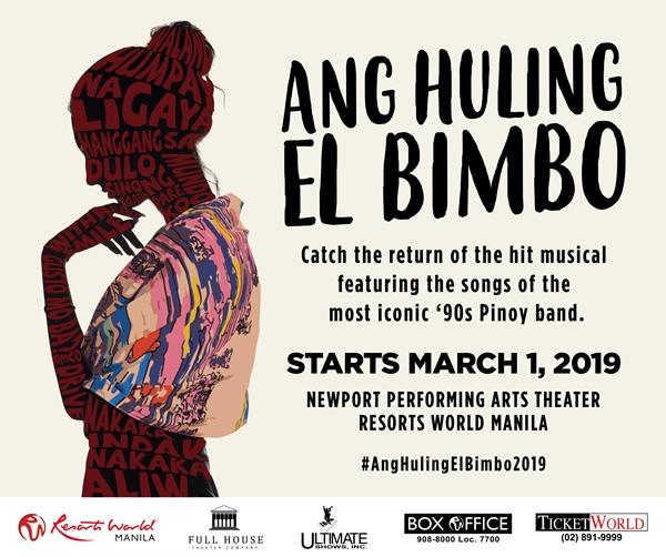 Ang Huling El Bimbo Schedule