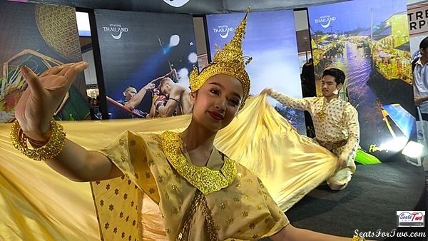 Amazing Thailand in PTAA