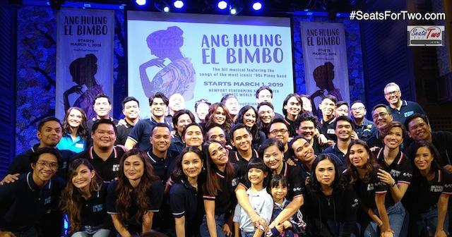 Ang Huling El Bimbo 2019