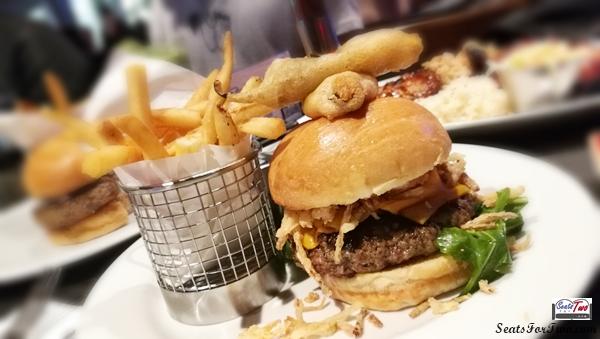 HRC Jalapeno Burger