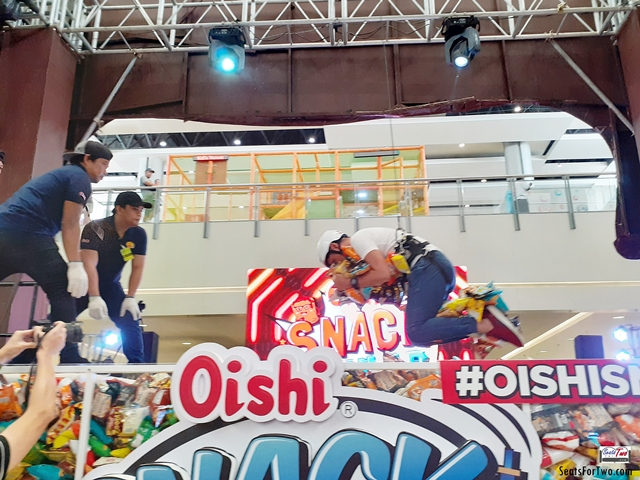 Oishi Snacktacular 2019 at SM City Clark