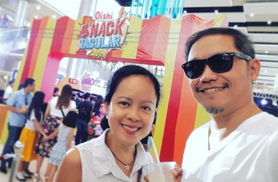 Oishi Snacktacular 2019