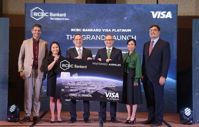 RCBC Bankard VISA Platinum