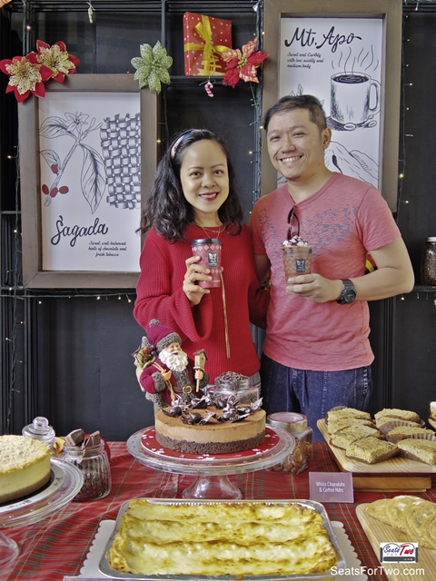 Bo's Coffee Holiday Offerings Revealed