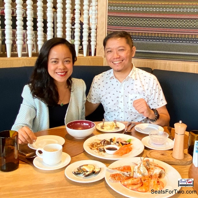 Seats For Two Kusina Sea Kitchen